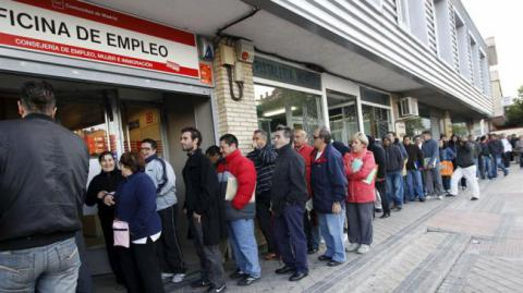 Spain sees lowest jobless rate in seven years