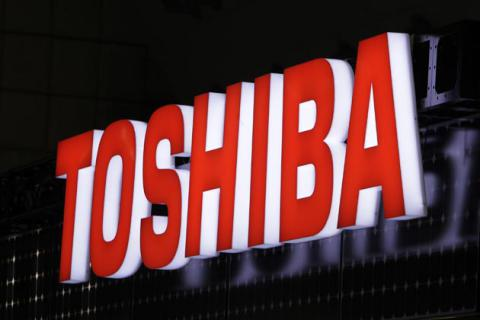 Toshiba to sell less than 20 percent of chip unit