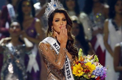 Dental student from France wins Miss Universe crown (VIDEO)