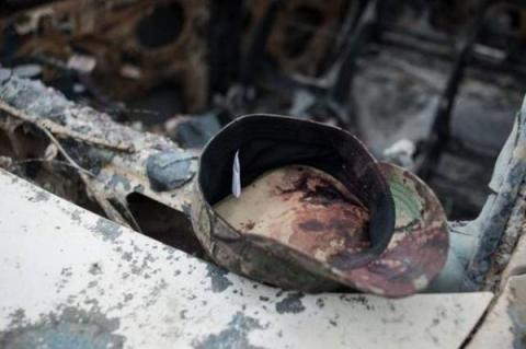 War escalation in eastern Ukraine: 5 govt forces' troops killed, 13 injured