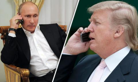 Putin-Trump meeting possible before G20 summit in July