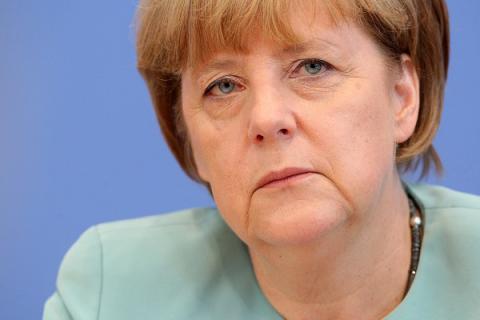 German Chancellor concerned over Donbas war escalation