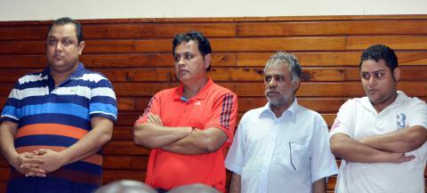 Four extradited from Kenya to U.S. for drug smuggling