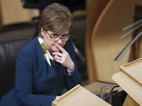 Scotland wants Brexit compromise in two month
