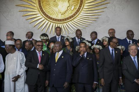 Morocco rejoins the African Union