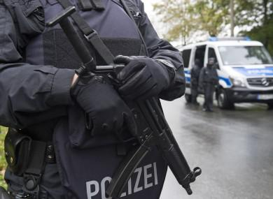 "German police raid self-proclaimed ""Reich citizens"""