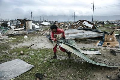 7 died, thousands of homes destroyed in cyclone Dineo that hit Mozambique (VIDEO)