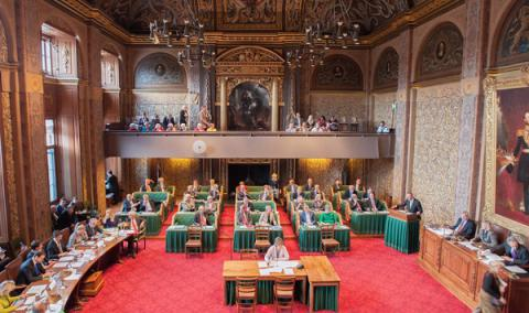 Bill on EU-Ukraine Association deal ratification submitted to Dutch parliament