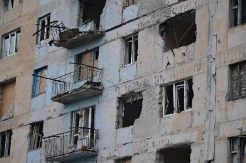 5 civilians injured, 24 homes damaged over three days of shelling of Avdiivka - Ukraine's police