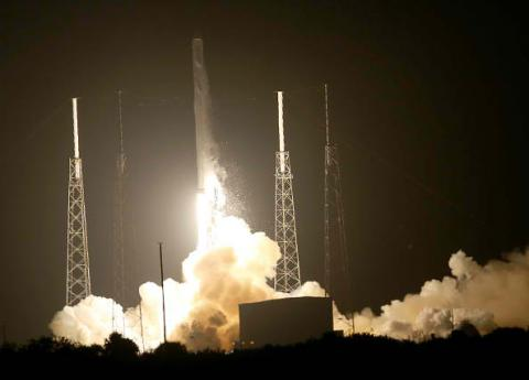 NASA and Iridium will share a SpaceX rocket to get their satellites into orbit