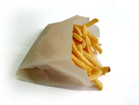 Extensive use of fluorinated chemicals in fast food wrappers: Chemicals can leach into food