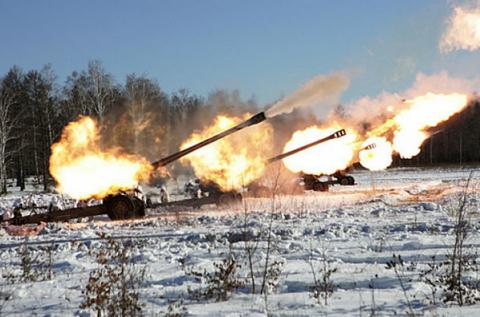 War in Ukraine: Russian-backed militants don't stop shelling over division line - Kyiv