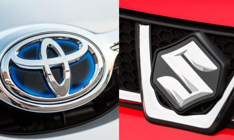 Toyota, Suzuki preparing deal on financial, tecnological partnership