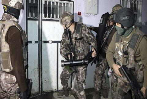 Turkey conducted raids against ISIS over weekend