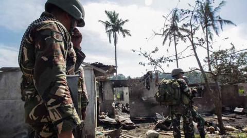 Philippines resumes assaults on guerrillas
