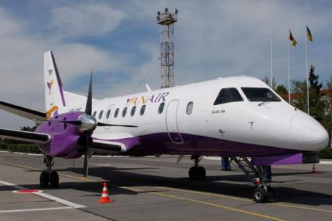 Yanair airline entering Ukrainian business aviation market