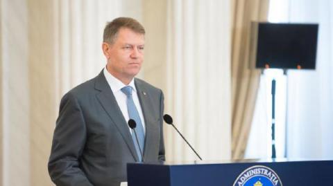 Romanian president: Country is in crisis