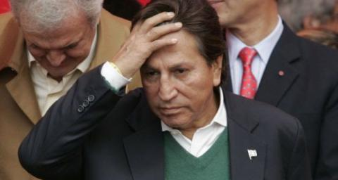 Peru ex-President Toledo could be arrested over corruption scandal
