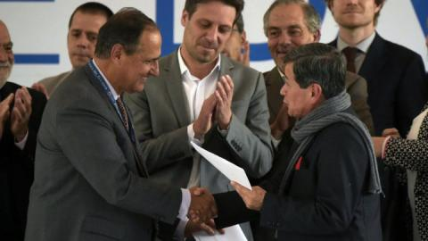 Colombia begins peace talks with ELN rebels