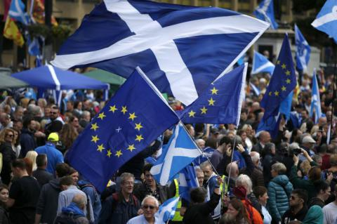 More Scots support independence because of Brexit