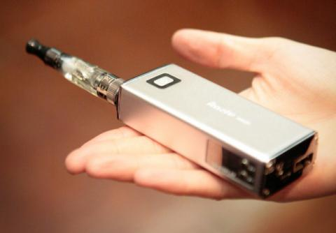 Toxic metals found in e-cigarette liquids