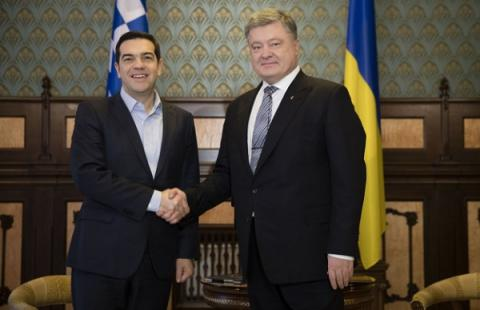 Ukraine, Greece seeking intensification of cooperation - Greek PM