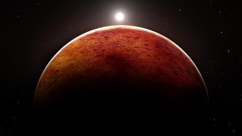 Mars orbiter seeks future landing sites
