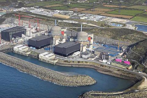 No nuclear risk after French reactor blast