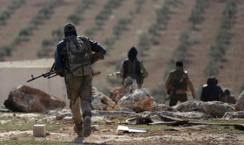 Opposition forces resumed al-Bab recapture