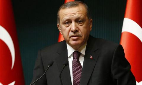 Turkey's Erdogan approves referendum on constitution