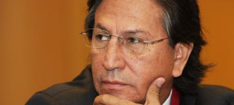 Peru's judge orders ex-president's arrest