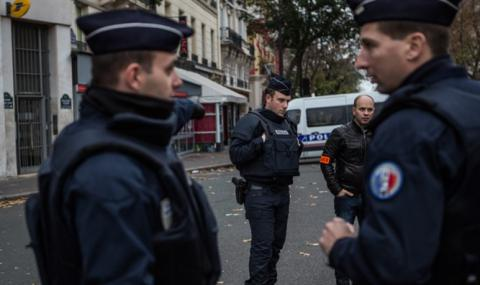 Four arrested as suicide bombing plot foiled in France