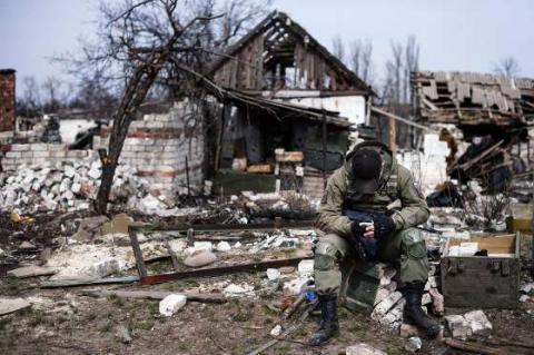 Donbas militants broke ceasefire 67 times over last 24 hours - Ukrainian HQ