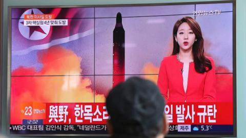 North Korea successfully test-fires new ballistic missile