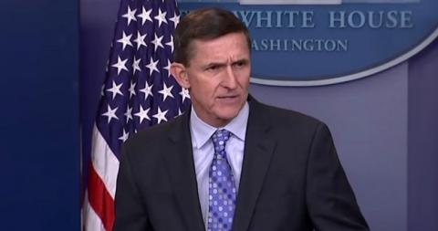 Trump's national security adviser resigns
