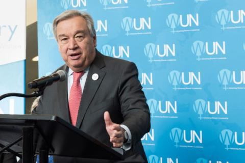 Guterres appointed new UN peacekeeping chief