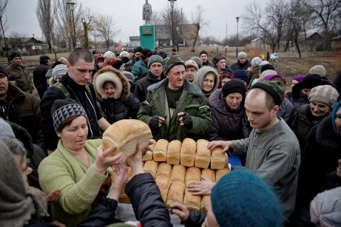 UN WFP needs $ 30m to feed 220 thousand people in war-torn Donbas