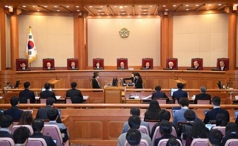 S. Korean court to give verdict on presidential impeachment in March