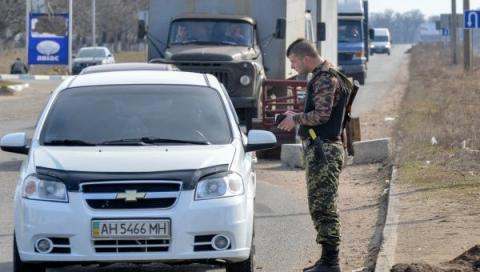 Ukrainian govt to review list of goods transported via contact line in Donbas