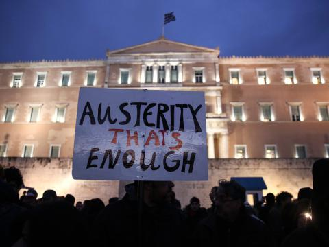 Greece: no austerity is acceptable for bailout