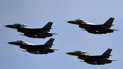 Pakistani air force kills dozens of militants in airstrikes near Afghan border