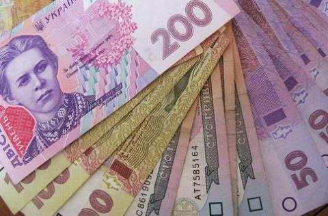 Ending stocks on currency accounts of Ukraine