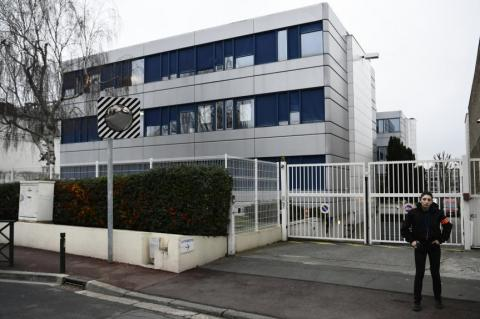 French National Front HQ raided by police