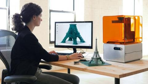 Just press print: How 3-D printing at home saves big bucks