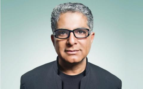 Deepak Chopra: These are the wall colors that make you happiest