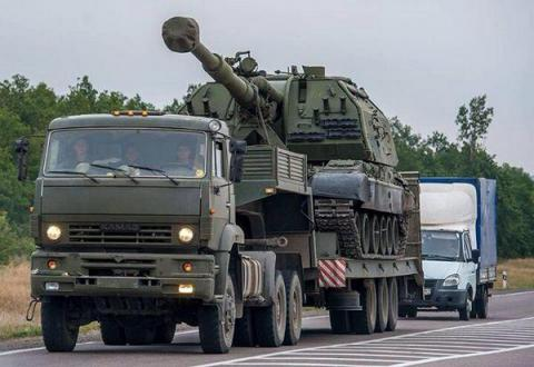 "SIPRI reports on Russia's weapon deliveries to self-proclaimed ""republics"" of Donbas"