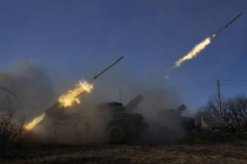 Russian occupation forces continue shelling Ukrainian side in ATO area