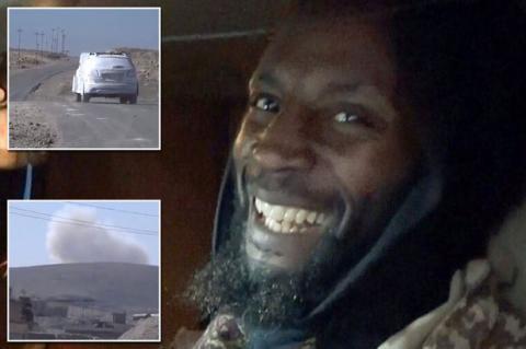 Iraqi suicide bomber was ex-Gitmo detainee