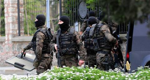 35 ISIS suspects arrested in Turkey