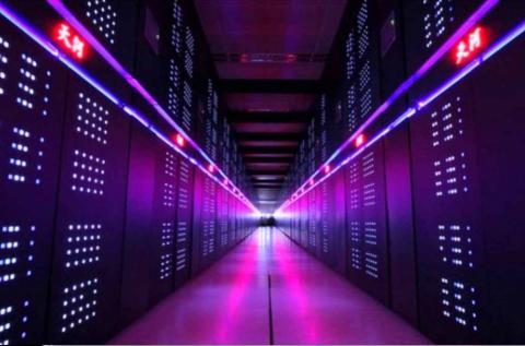 China's new supercomputer to be 10 times faster